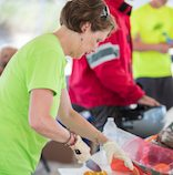 New England Endurance Events offers food service after all events.