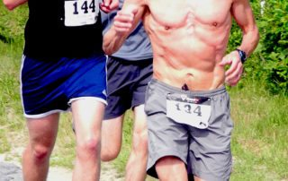 Set your goald to run a triathlon this summer.