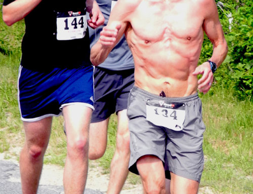 Time to start prepping for those fall 5ks?