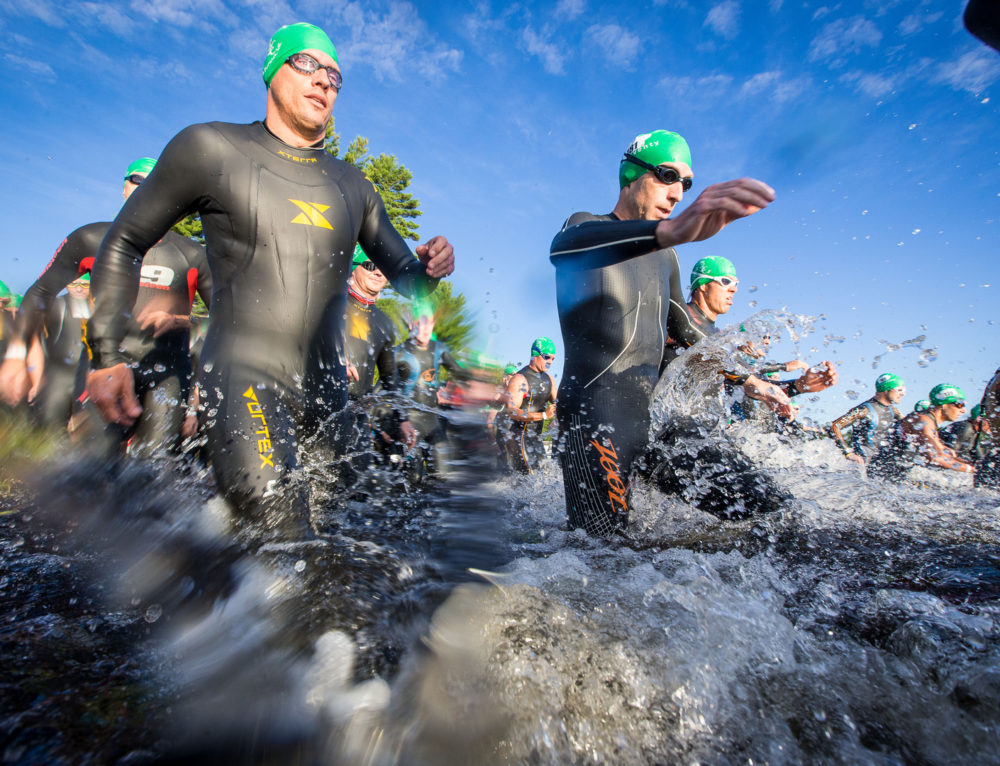 Sea to Summit Triathlon passes torch to New England Endurance Events