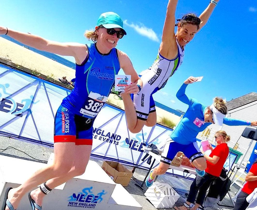 Get excited about the NEW Olympic triathlon at Hyannis this year!