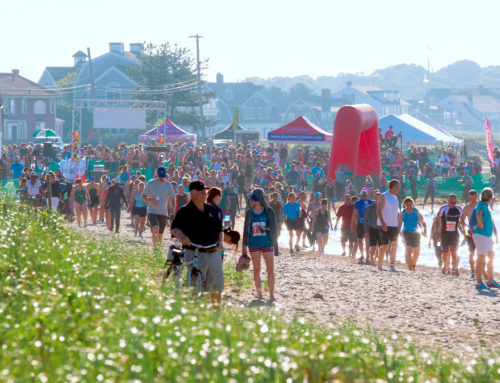 All about the new changes for the Falmouth Triathlon.