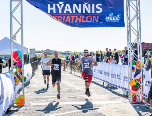 All about the new changes for the Hyannis Triathlon.