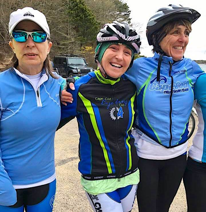 Join friends from the Cape Cod Triathlon Team for your early spring training.