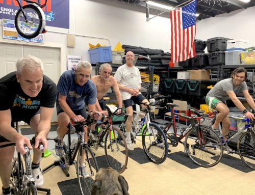Can winter training be productive training?